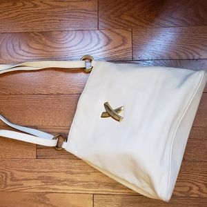 Paloma Picasso Bags - PALOMA  PICASSO bag. Off white color.